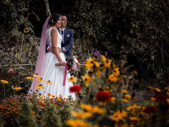 La boda de Eloy y Paula en Bueu (Meiro), Pontevedra 98