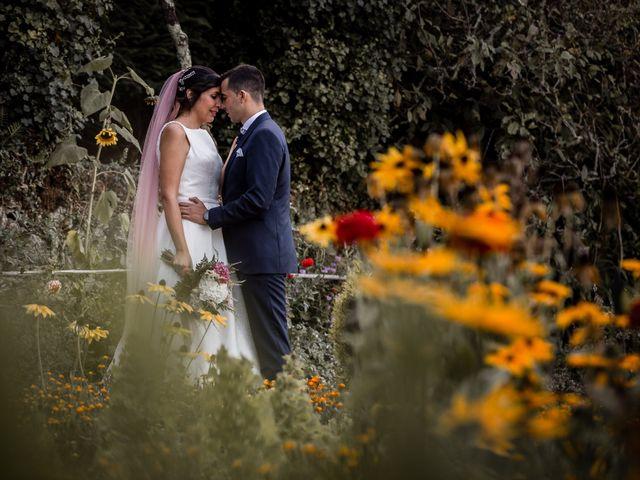 La boda de Eloy y Paula en Bueu (Meiro), Pontevedra 2