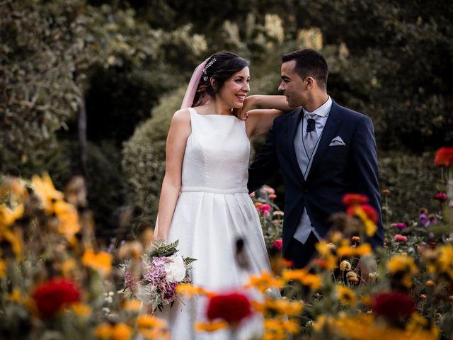 La boda de Eloy y Paula en Bueu (Meiro), Pontevedra 99