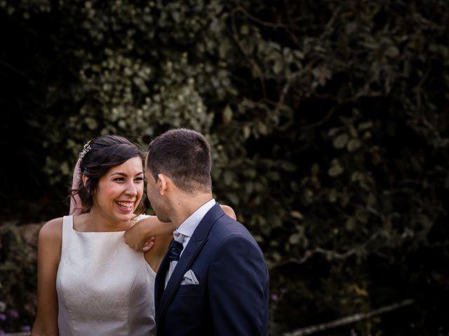 La boda de Eloy y Paula en Bueu (Meiro), Pontevedra 100