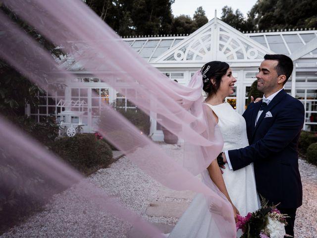 La boda de Eloy y Paula en Bueu (Meiro), Pontevedra 104