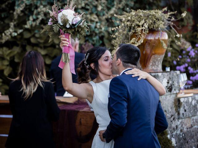La boda de Eloy y Paula en Bueu (Meiro), Pontevedra 107