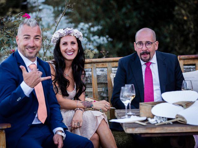 La boda de Eloy y Paula en Bueu (Meiro), Pontevedra 109