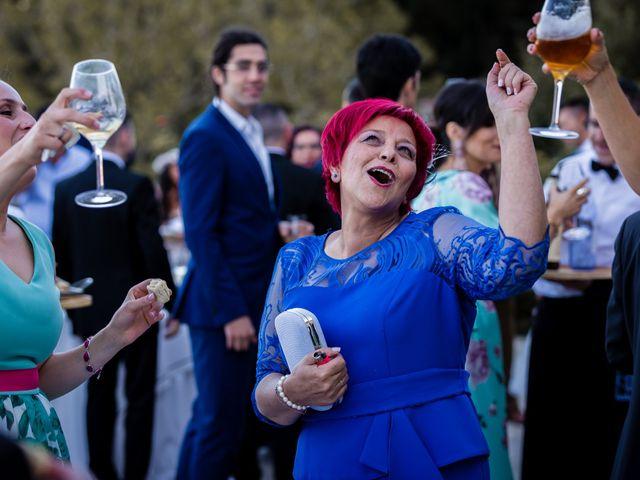 La boda de Eloy y Paula en Bueu (Meiro), Pontevedra 113