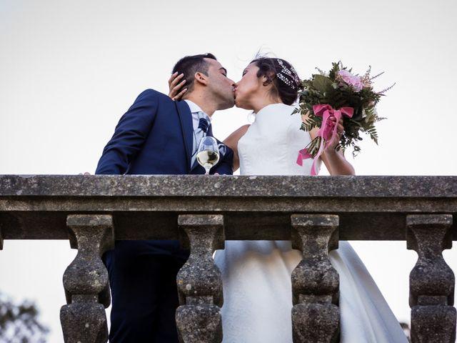 La boda de Eloy y Paula en Bueu (Meiro), Pontevedra 124