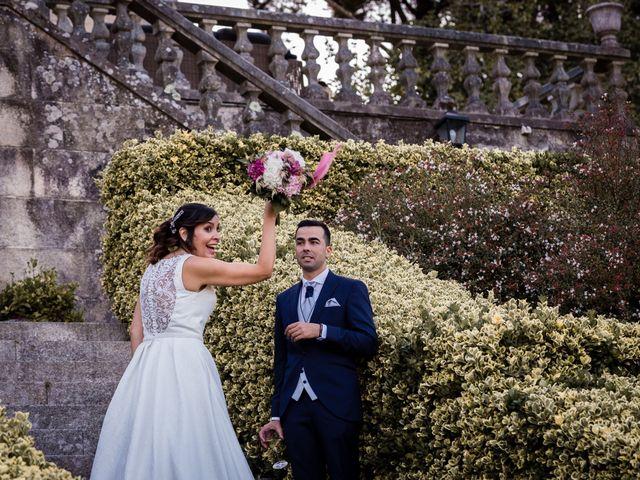 La boda de Eloy y Paula en Bueu (Meiro), Pontevedra 125