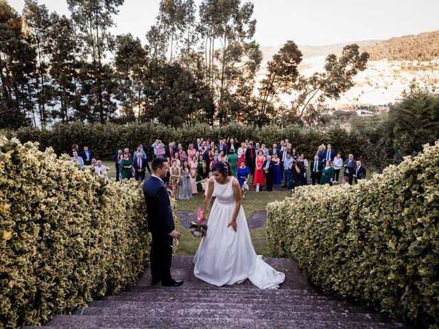 La boda de Eloy y Paula en Bueu (Meiro), Pontevedra 126