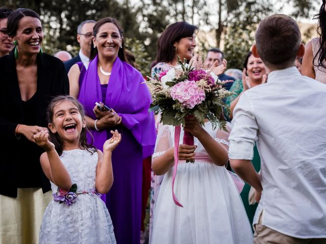 La boda de Eloy y Paula en Bueu (Meiro), Pontevedra 127