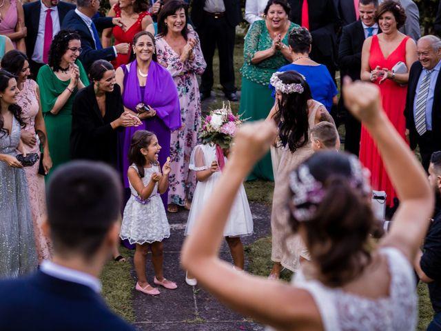 La boda de Eloy y Paula en Bueu (Meiro), Pontevedra 129