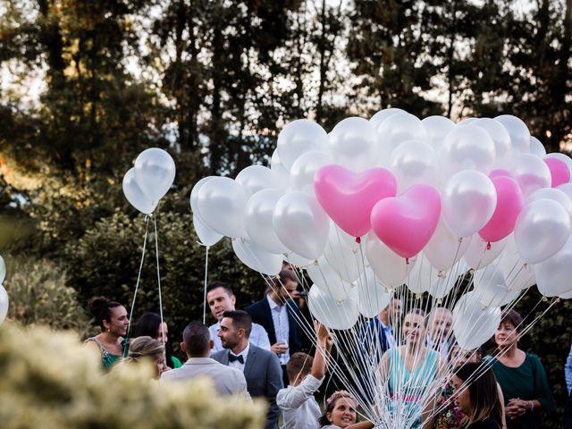 La boda de Eloy y Paula en Bueu (Meiro), Pontevedra 130
