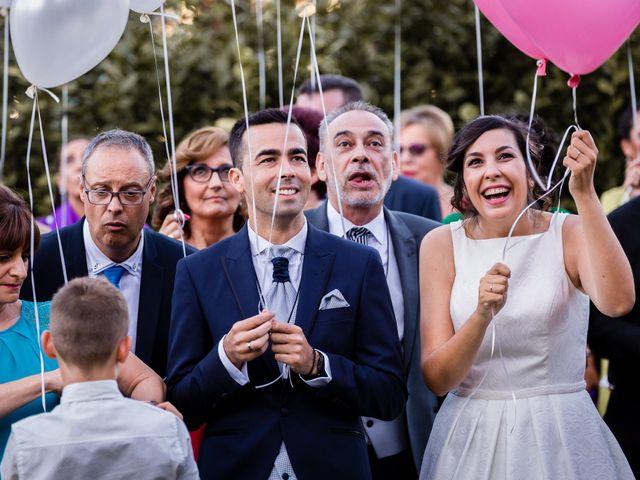 La boda de Eloy y Paula en Bueu (Meiro), Pontevedra 131