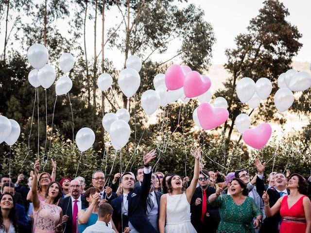 La boda de Eloy y Paula en Bueu (Meiro), Pontevedra 132