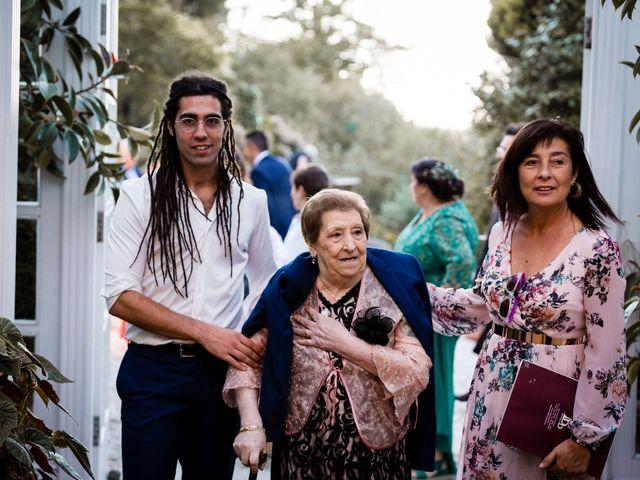 La boda de Eloy y Paula en Bueu (Meiro), Pontevedra 135