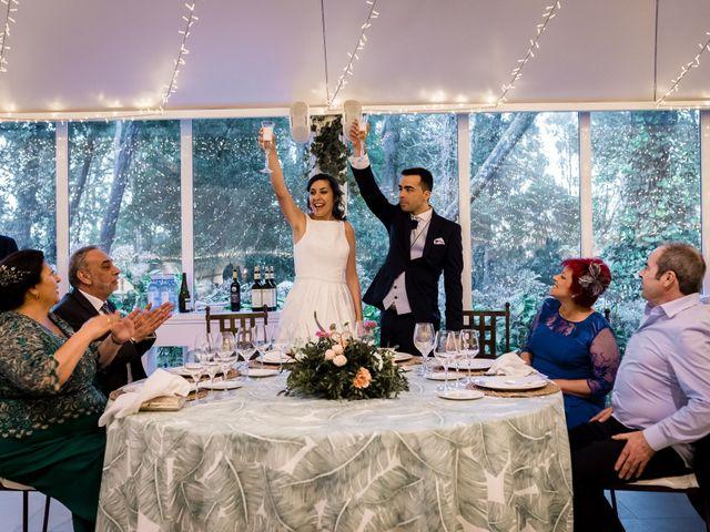 La boda de Eloy y Paula en Bueu (Meiro), Pontevedra 137