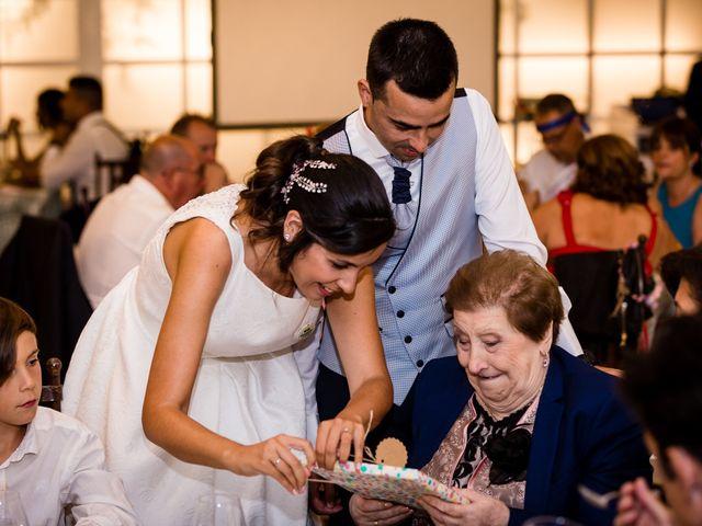 La boda de Eloy y Paula en Bueu (Meiro), Pontevedra 139