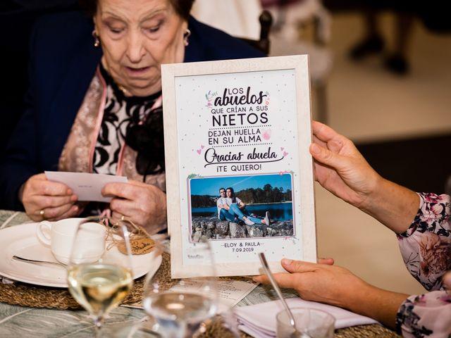 La boda de Eloy y Paula en Bueu (Meiro), Pontevedra 140