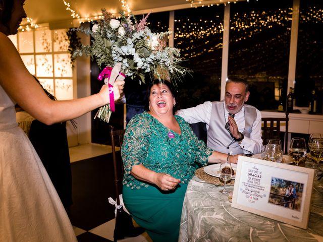 La boda de Eloy y Paula en Bueu (Meiro), Pontevedra 145