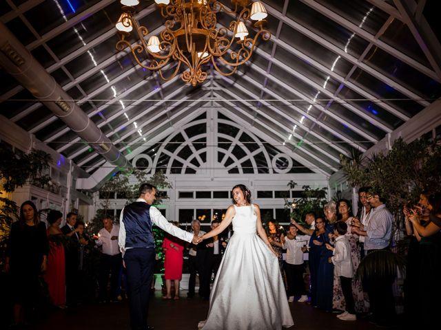 La boda de Eloy y Paula en Bueu (Meiro), Pontevedra 149
