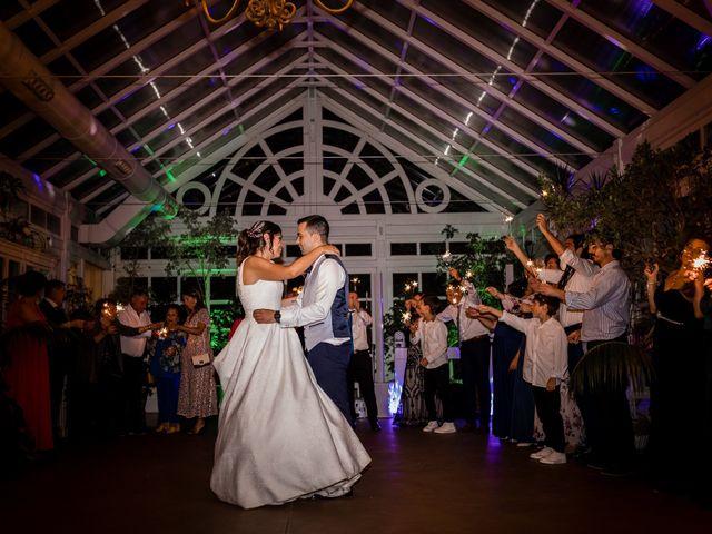 La boda de Eloy y Paula en Bueu (Meiro), Pontevedra 151