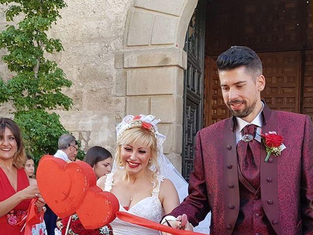La boda de Chema y Sarah en Getafe, Madrid 4