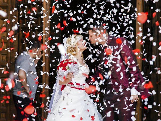La boda de Chema y Sarah en Getafe, Madrid 1