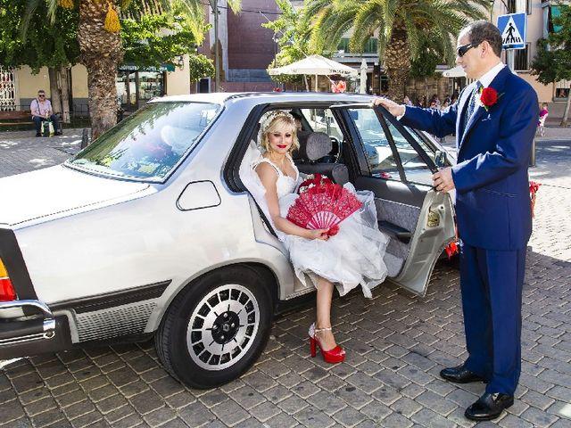 La boda de Chema y Sarah en Getafe, Madrid 2