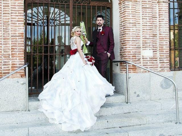 La boda de Chema y Sarah en Getafe, Madrid 6