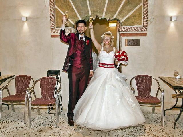 La boda de Chema y Sarah en Getafe, Madrid 8
