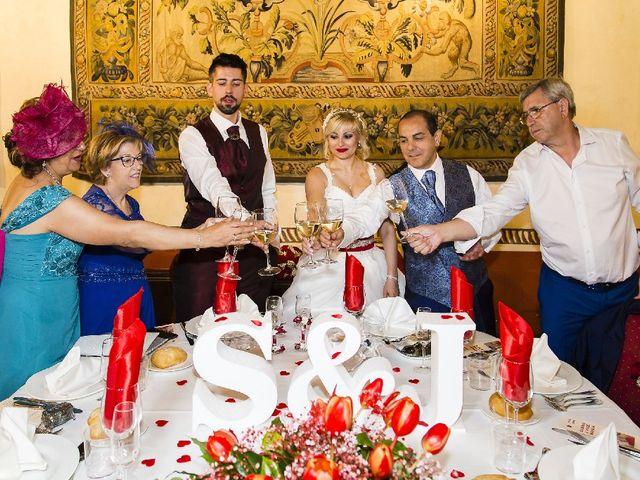 La boda de Chema y Sarah en Getafe, Madrid 9