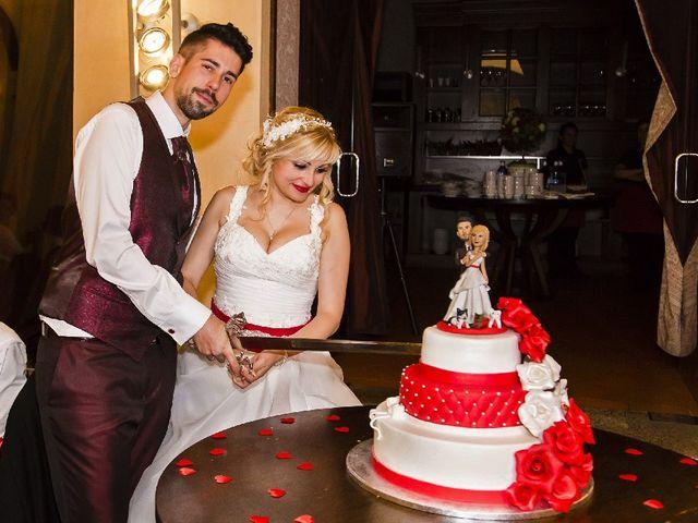 La boda de Chema y Sarah en Getafe, Madrid 11