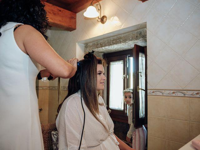 La boda de Ana y Álvaro en Boboras, Orense 8