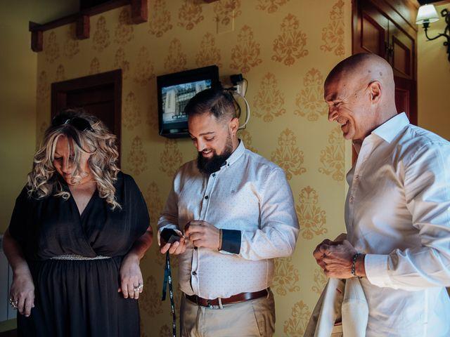 La boda de Ana y Álvaro en Boboras, Orense 10