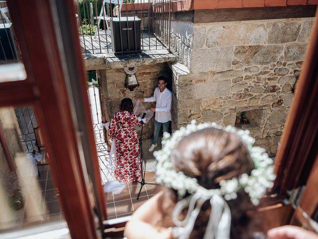 La boda de Ana y Álvaro en Boboras, Orense 15