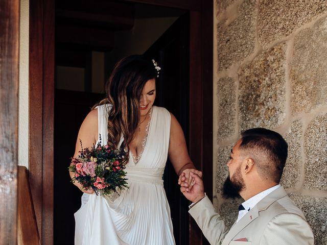 La boda de Ana y Álvaro en Boboras, Orense 24