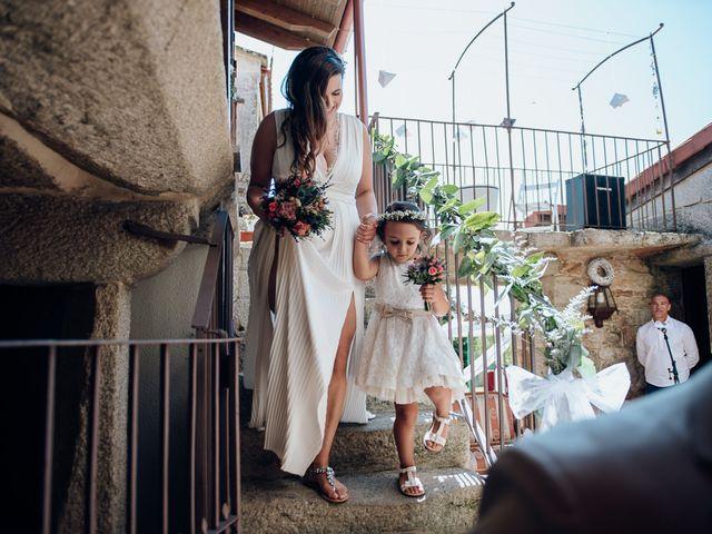 La boda de Ana y Álvaro en Boboras, Orense 25