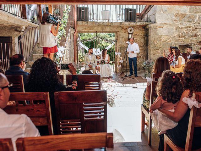 La boda de Ana y Álvaro en Boboras, Orense 26