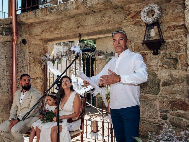 La boda de Ana y Álvaro en Boboras, Orense 27