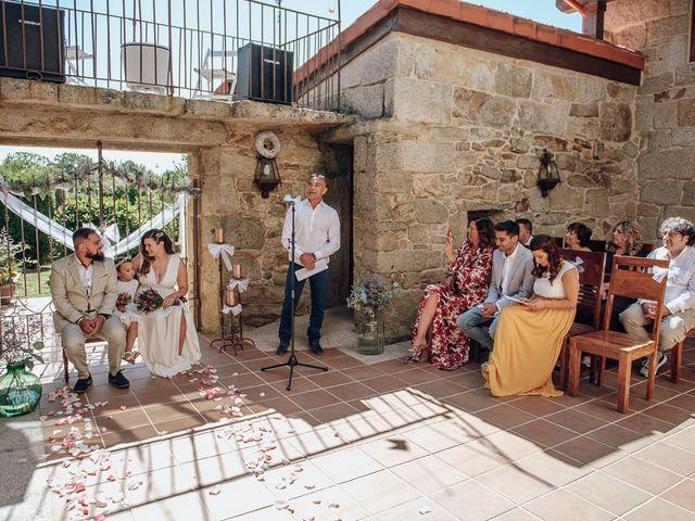 La boda de Ana y Álvaro en Boboras, Orense 28