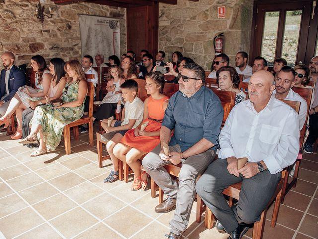 La boda de Ana y Álvaro en Boboras, Orense 29