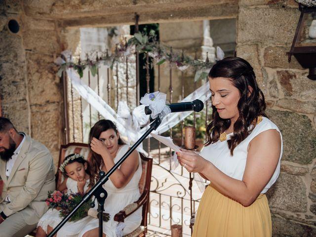 La boda de Ana y Álvaro en Boboras, Orense 30