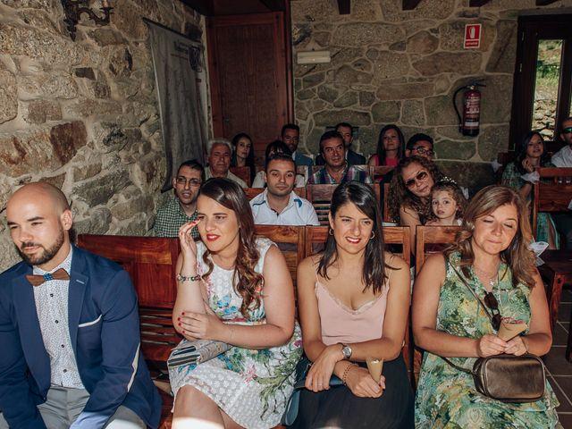 La boda de Ana y Álvaro en Boboras, Orense 31