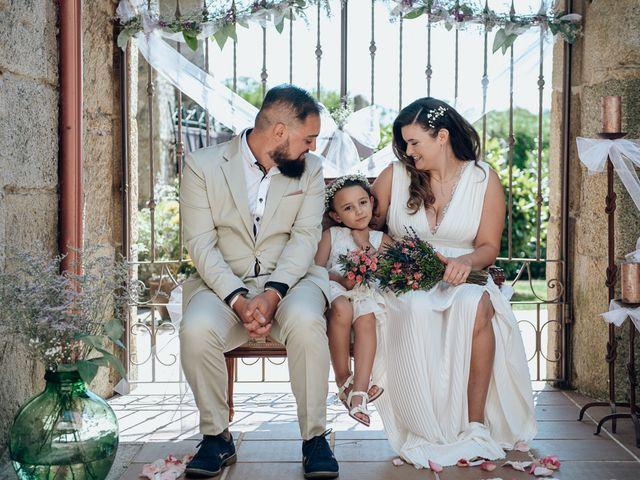 La boda de Ana y Álvaro en Boboras, Orense 33