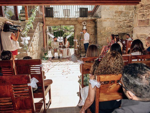La boda de Ana y Álvaro en Boboras, Orense 34