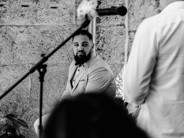 La boda de Ana y Álvaro en Boboras, Orense 35