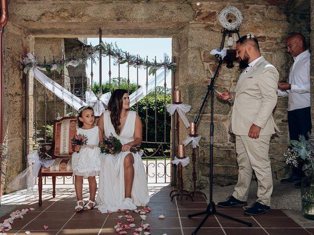 La boda de Ana y Álvaro en Boboras, Orense 37
