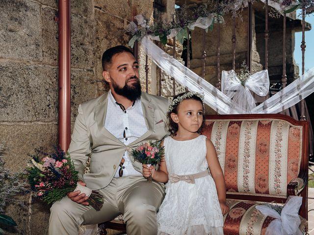 La boda de Ana y Álvaro en Boboras, Orense 38