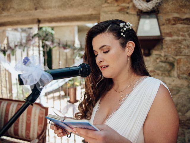 La boda de Ana y Álvaro en Boboras, Orense 39