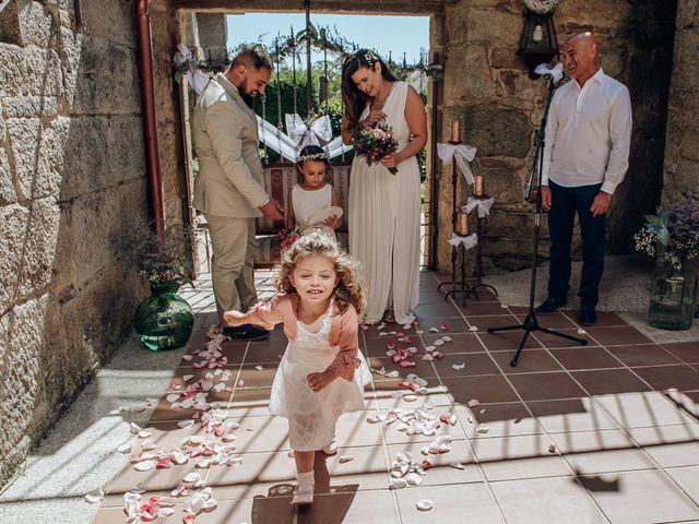 La boda de Ana y Álvaro en Boboras, Orense 40