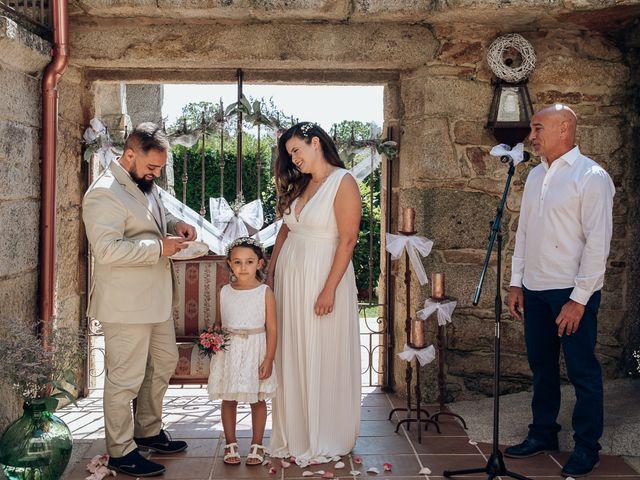 La boda de Ana y Álvaro en Boboras, Orense 41