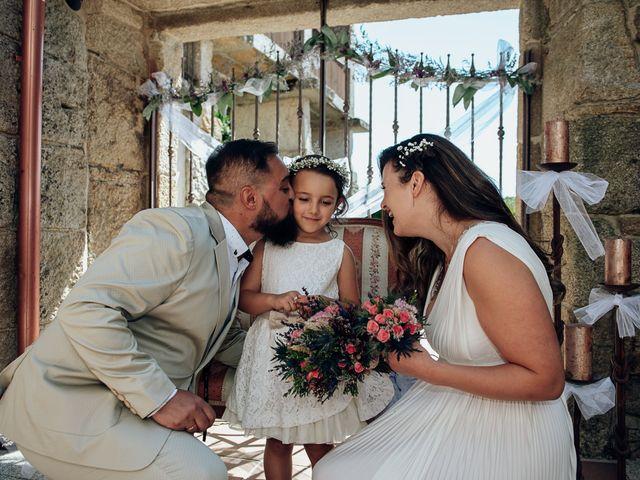 La boda de Ana y Álvaro en Boboras, Orense 43